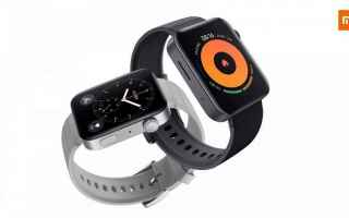 Gadget: xiaomi mi watch  xiaomi  apple watch  mi