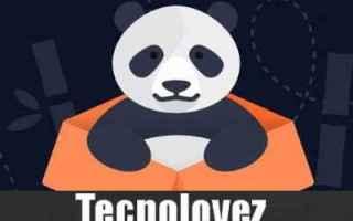 App: panda tracking  app
