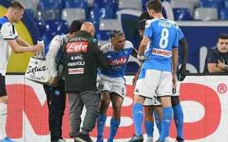 Serie A: allan  napoli