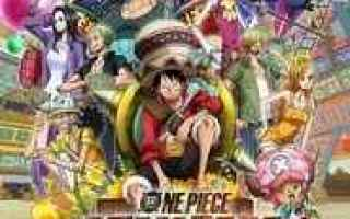 Cinema: guarda in streaming film completo One Piece: Stampede