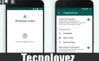 WhatsApp: whatsapp whatsapp locked impronta