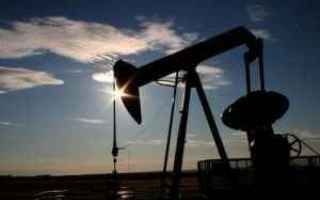 Borsa e Finanza: petrolio  piattaforma demo  massimo