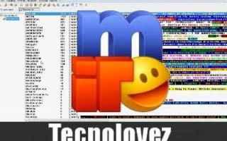 File Sharing: openload chiuso mirc file scaricare