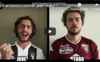 Calcio: torino juventus video panpers calcio