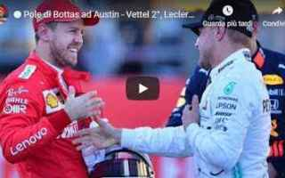 Formula 1: ferrari pole video vanzini usa
