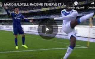 video balotelli cori video brescia