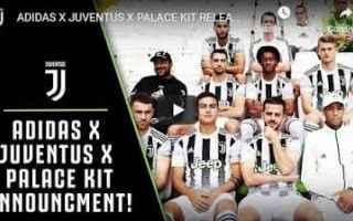 maglia video adidas palace juventus