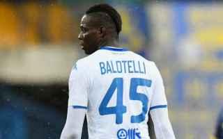 Serie A: balotelli  brescia