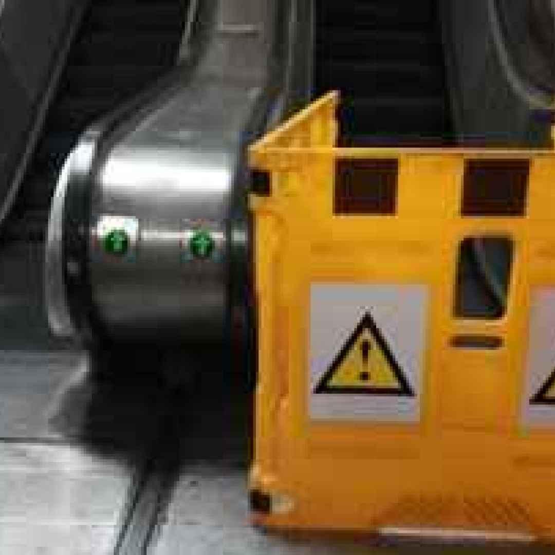 #MetroA: La surreale situazione delle scale mobili della stazione Barberini