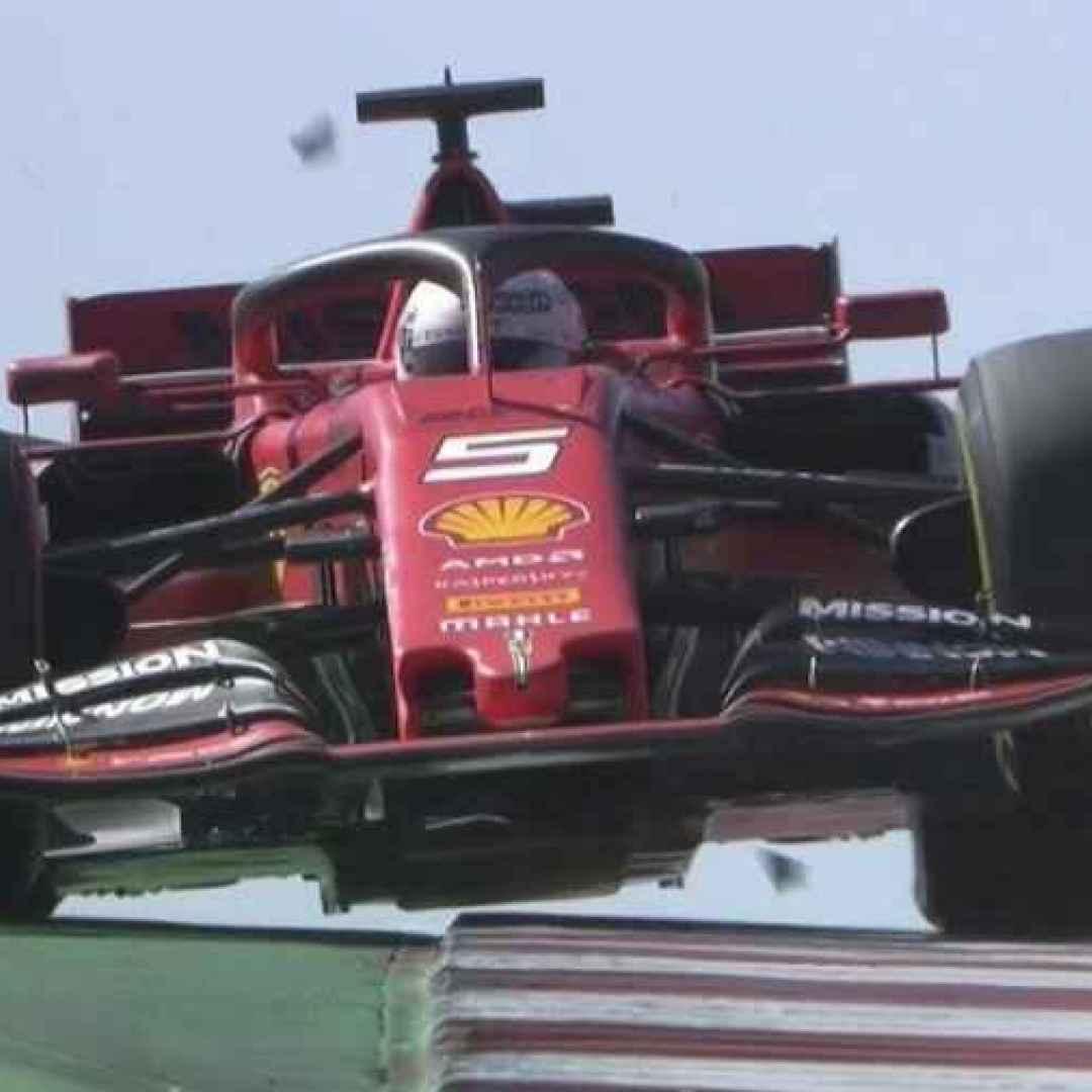 Ferrari, Texas: il mistero della sospensione sfasciata e le gravi accuse di Verstappen