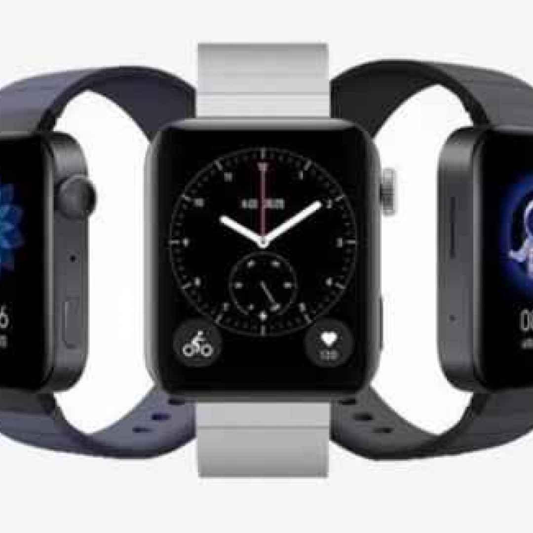 Mi Watch. Ufficiale il primo smartwatch autoprodotto di Xiaomi, con eSIM
