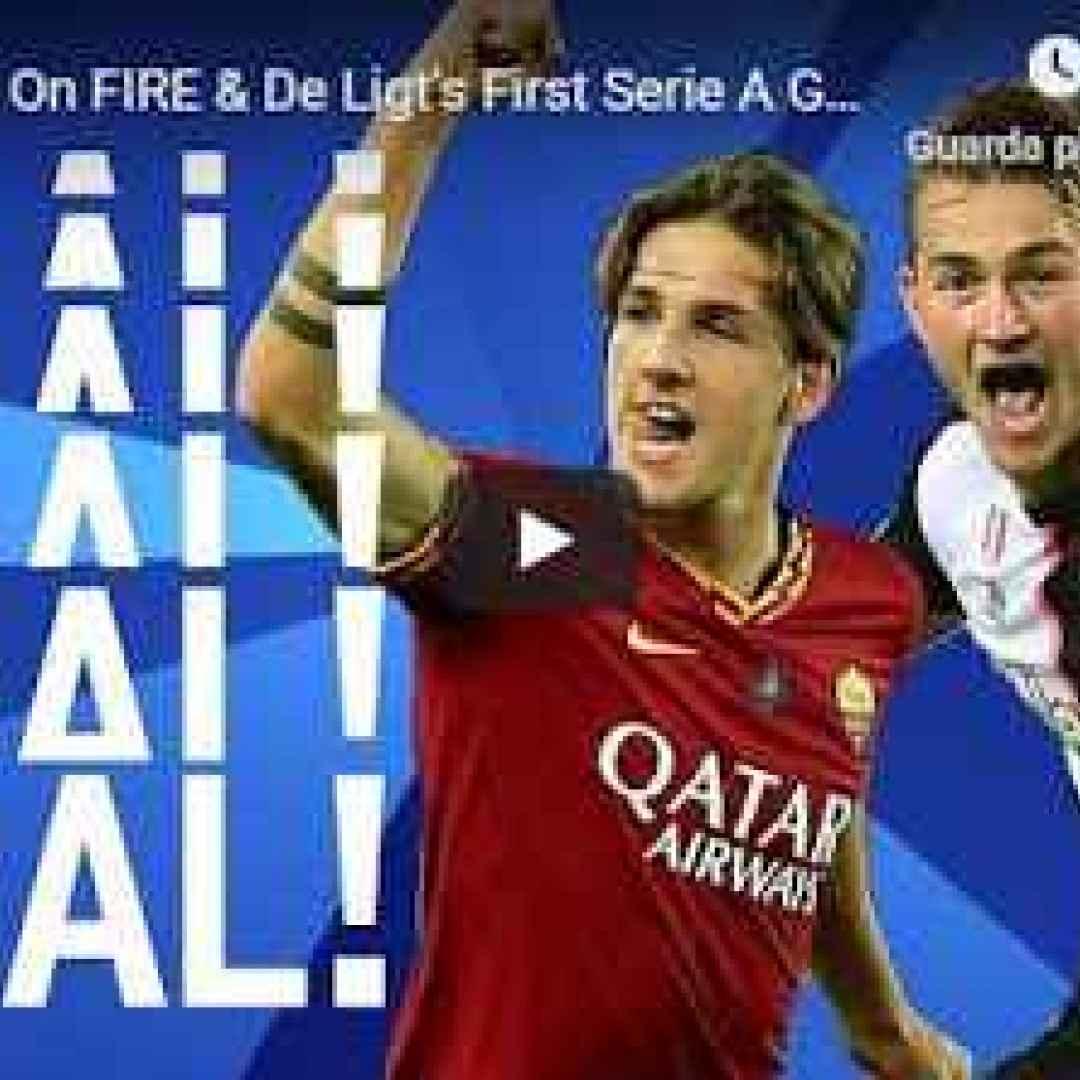 Tutti i gol della Undicesima Giornata di Serie A - VIDEO
