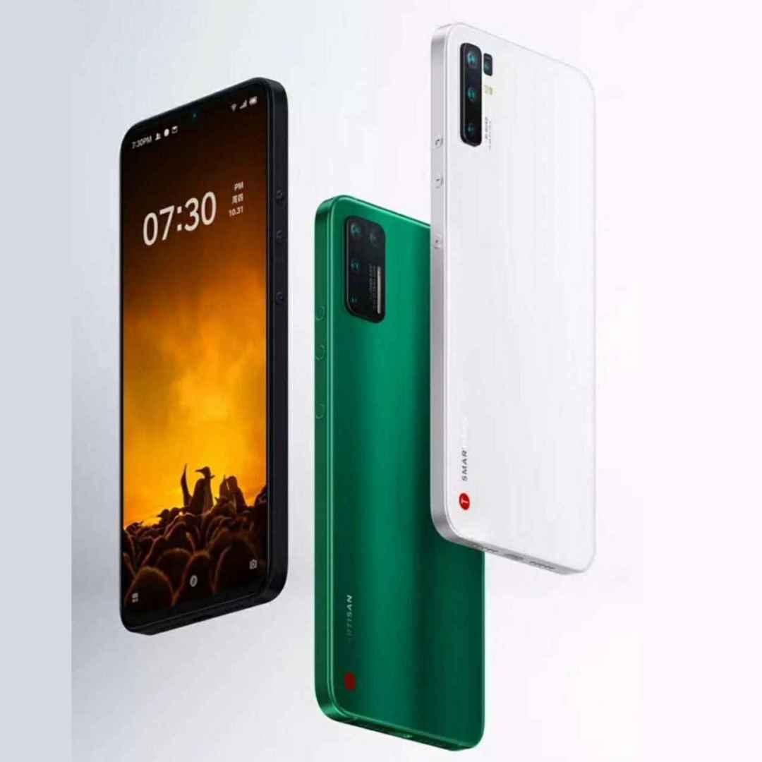 Smartisan Jianguo Pro 3 presentato ufficialmente: ecco lo smartphone di TikTok (se usi questo social lo amerai)
