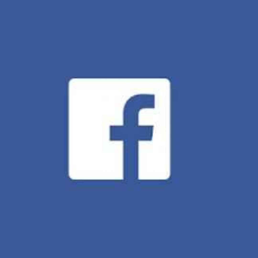 Facebook. Cambio di logo, novità per Android, in test l'accesso via Face ID