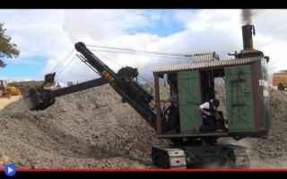 Tecnologie: macchine  cantieri  scavi  vapore
