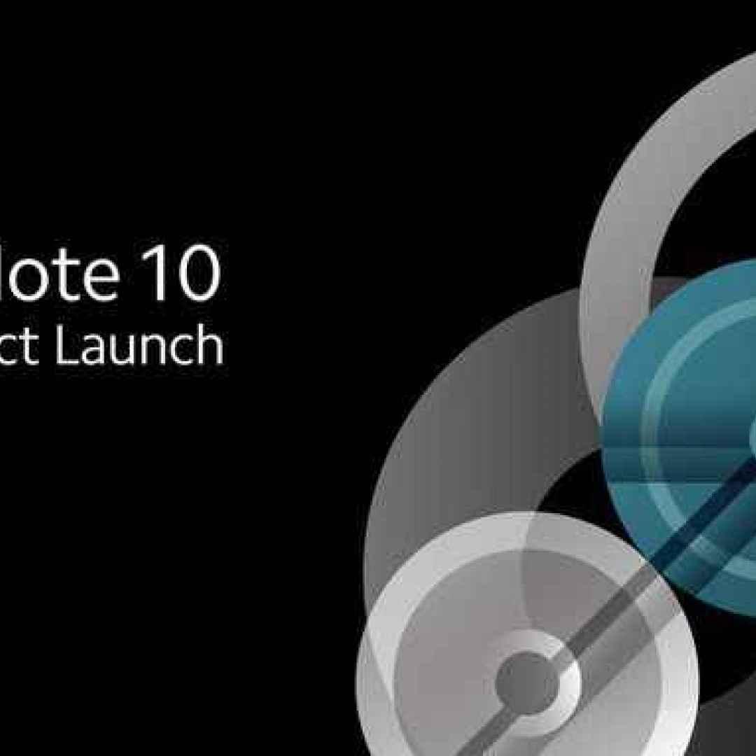 Da qui puoi seguire la presentazione in diretta dello Xiaomi Mi Note 10 (inizio live streaming ore 11:30)