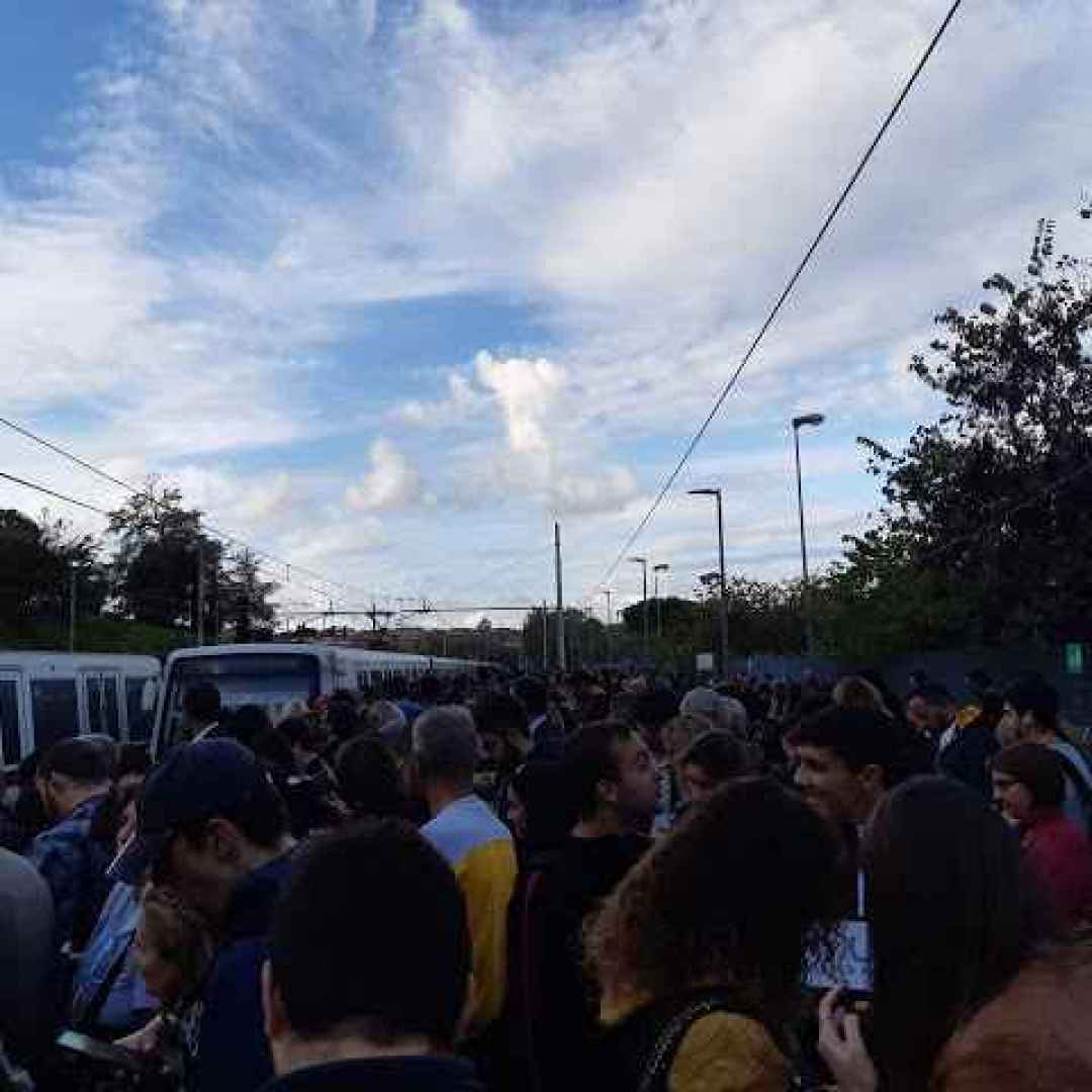 #RomaLido: Il guasto del 6 novembre