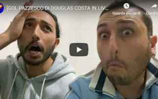 Calcio: gol video youtuber live juventus