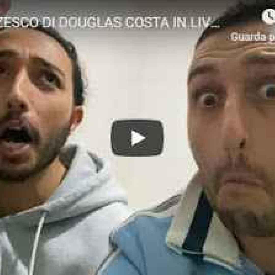 Gol pazzesco di Douglas Costa in live! Juve agli ottavi! Lokomotiv Mosca- Juventus 1-2 - VIDEO