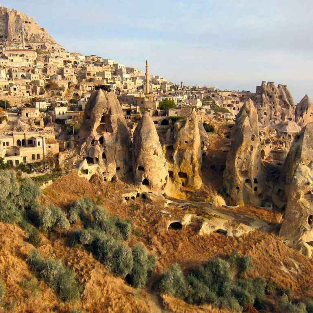 anatolia  camini delle fate  cappadocia