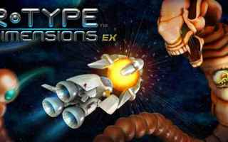 Mobile games: r-type retrogames iphone arcade giochi