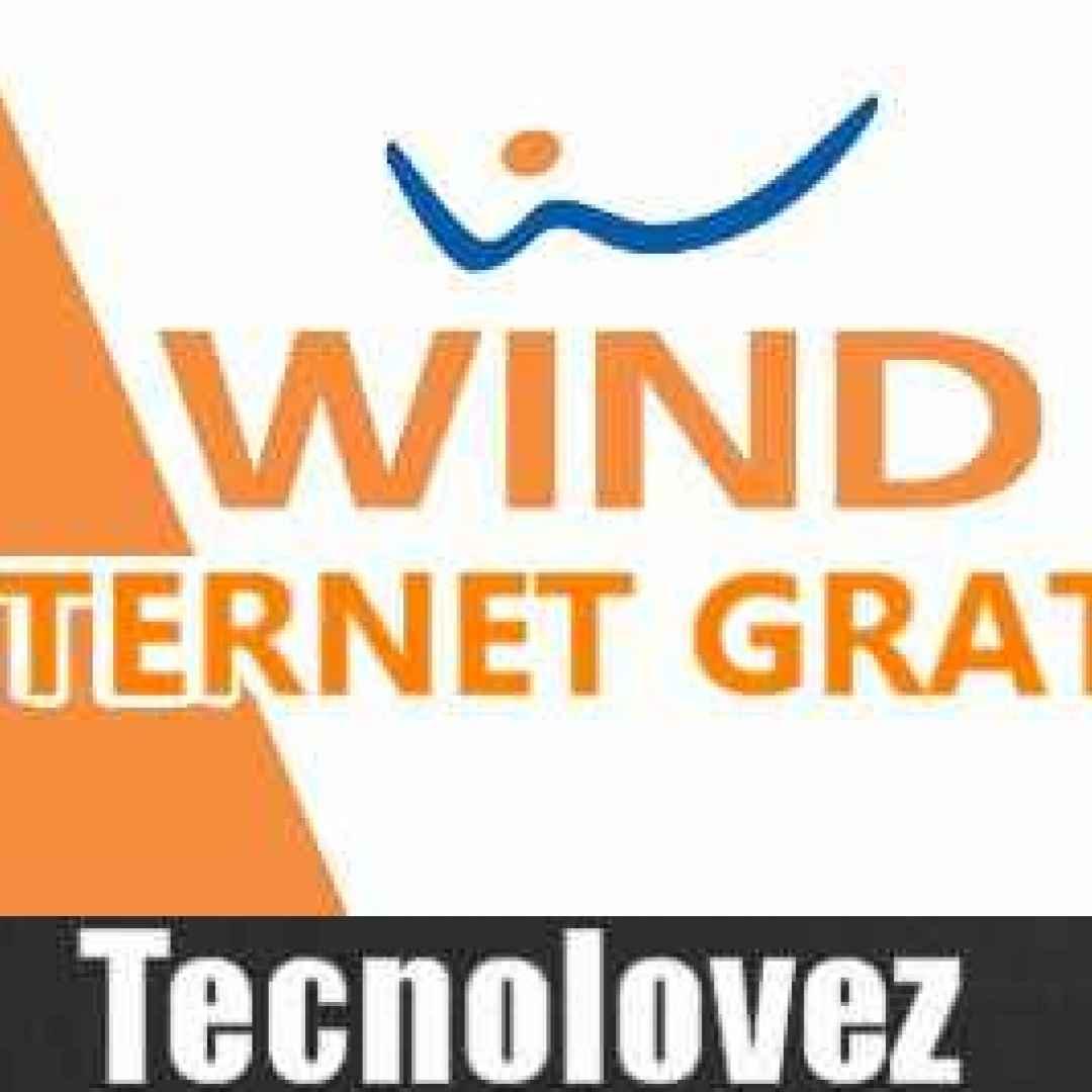 wind wind 10 novembre internet gratis