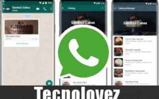 WhatsApp: whatsapp catalog whatsapp funzione