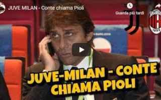 Serie A: juventus milan video calciogli autogol