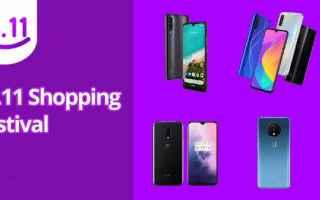 Cellulari: banggood 11.11  xiaomi  oneplus  redmi