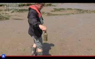 escursioni  ricerche  tesori  fango