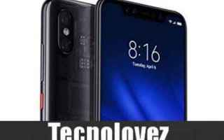 Telefonia: xiaomi mi8 manuale mi8 scheda tecnica mi