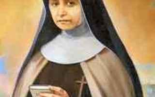 Religione: beata  gesù  maria scrilli  carmelo
