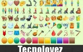 whatsapp emoji nuove whatsapp novità