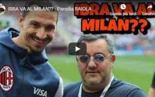 Calcio: calcio raiola video gli autogol