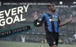 Serie A: inter scudetto video gol calcio