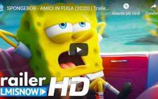 spongebob cinema trailer video