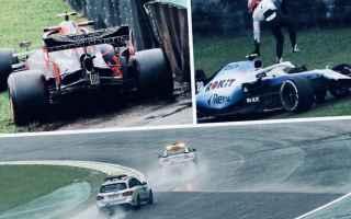 Formula 1: formula 1  ferrari  brasile  venerdì