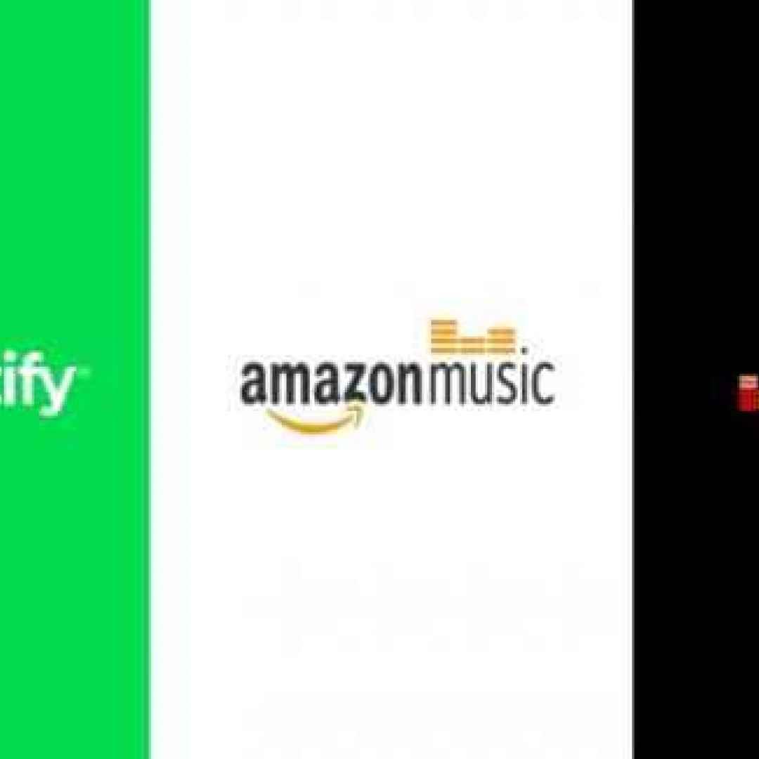 Deezer, Amazon, Spotify: è confronto per il primato della music on demand