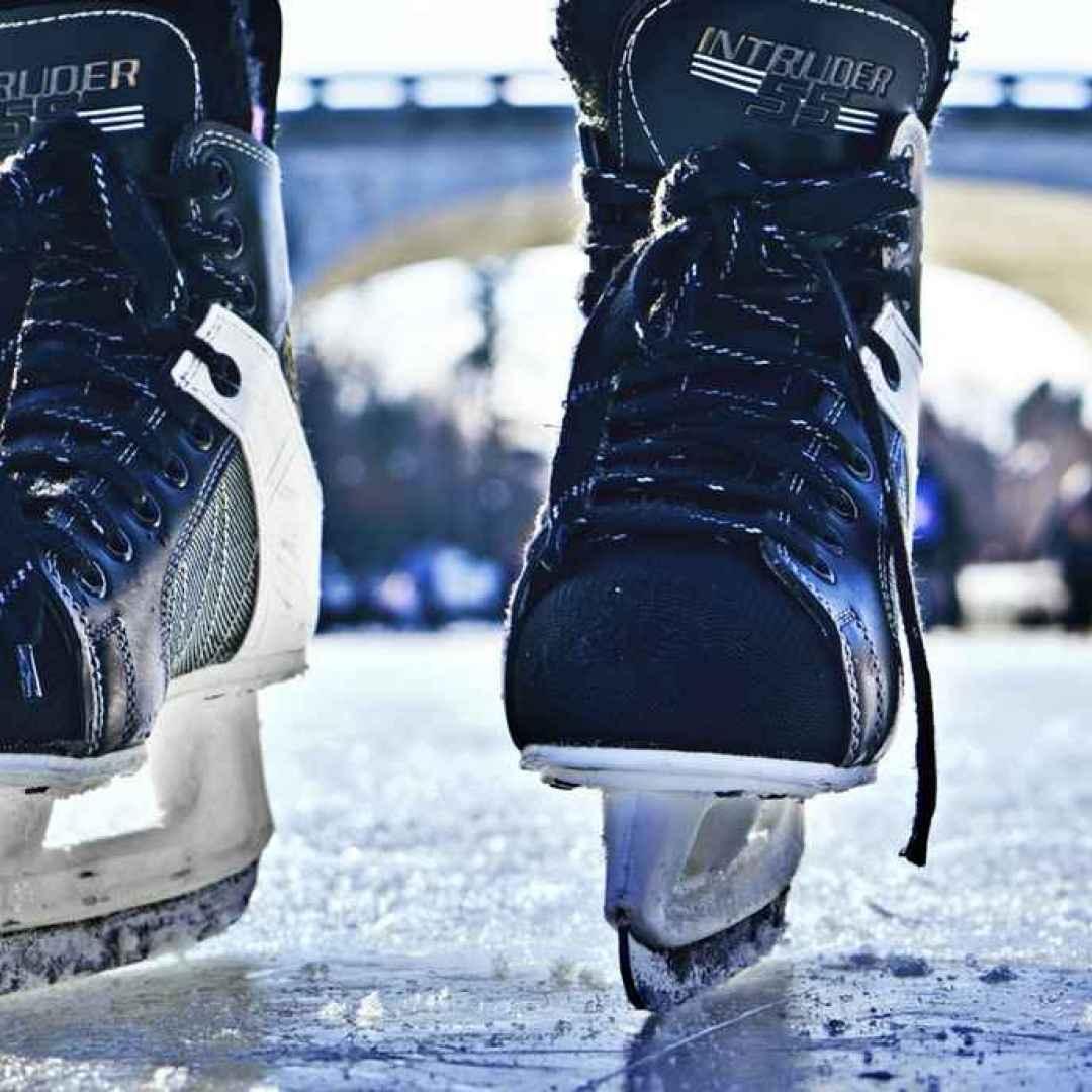 hockey  hockey su ghiaccio