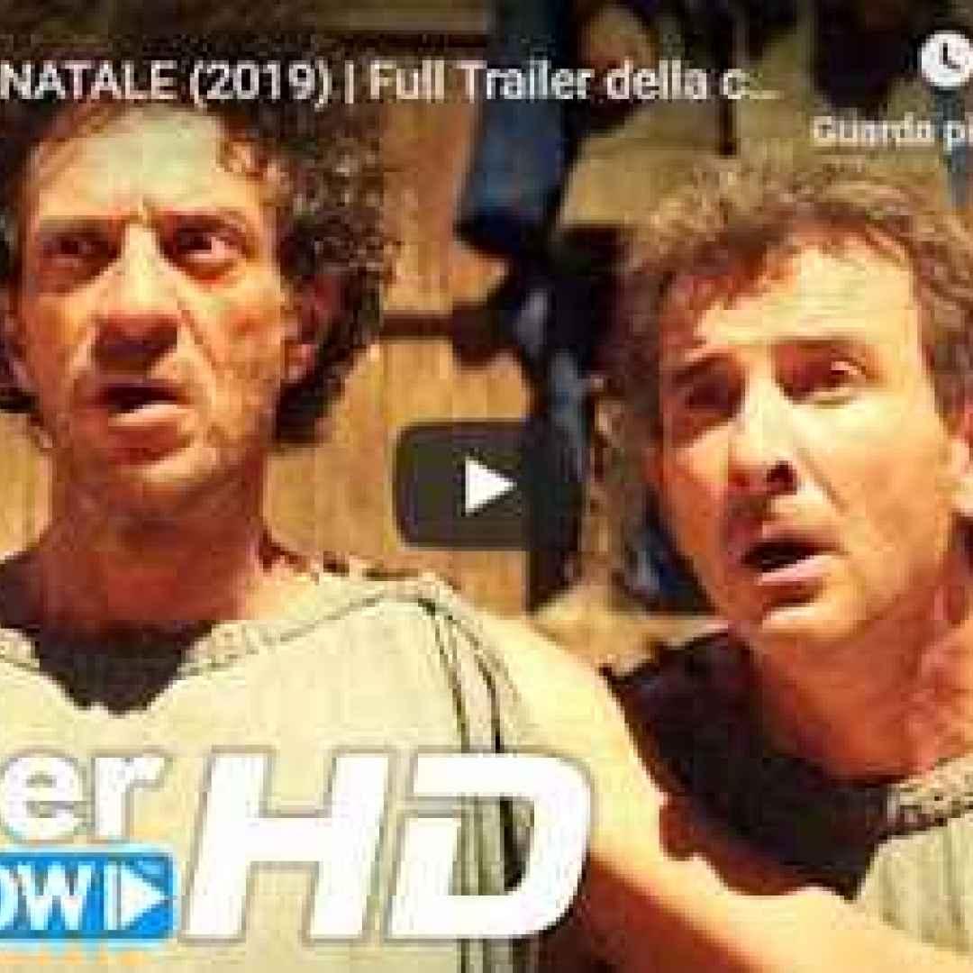 Il Primo Natale (2019) - Full Trailer della commedia di Ficarra e Picone - VIDEO