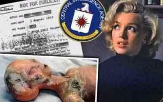marilyn monroe  mistero  wikileaks