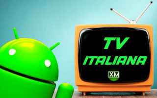 tv  tv italiana apps android blog gratis
