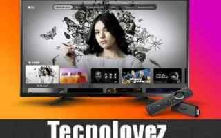 Televisione: fire tv lista controlli vocali netflix