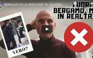 Serie A: juventus juve calcio video ronaldo
