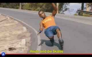 sport  skate  pattinaggio  avventura