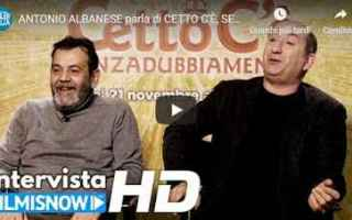Cinema: antonio albanese film cinema video