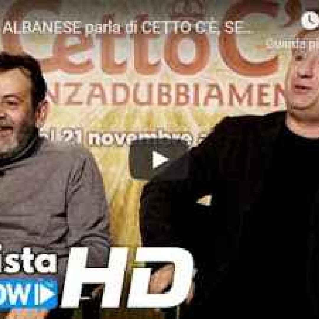antonio albanese film cinema video