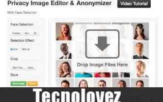 Siti Web: facepixelizer tool online