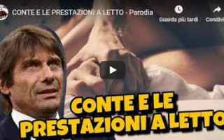 conte inter gli autogol video
