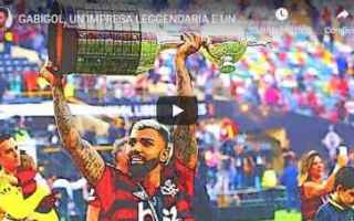 Calcio Estero: gabigol calcio stefano borghi video